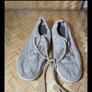 All Birds The Wool Runner Round Toe Athletic Shoes